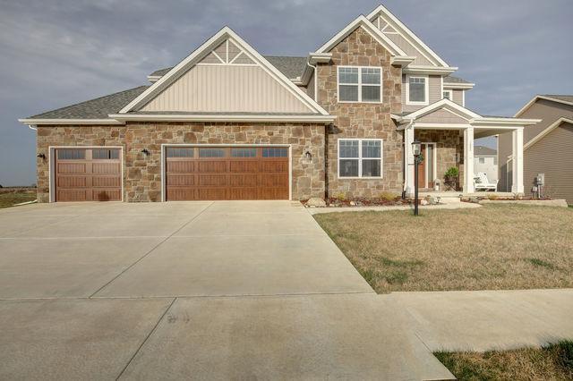 1002 Cascade Drive, Savoy, IL 61874 (MLS #10345326) :: Littlefield Group