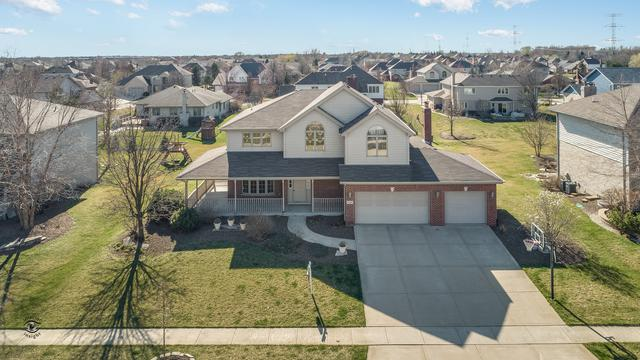 22002 Thyme Lane, Frankfort, IL 60423 (MLS #10345327) :: Domain Realty