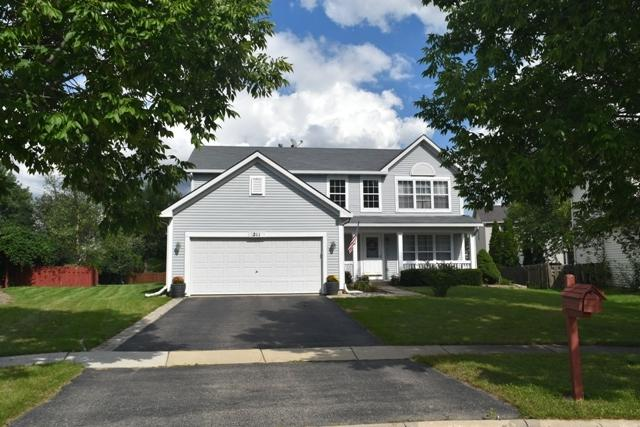 211 Troy Court, Romeoville, IL 60446 (MLS #10345343) :: Angela Walker Homes Real Estate Group