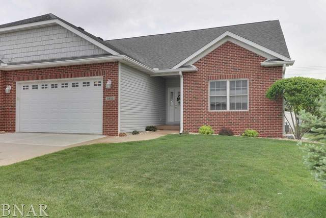 2853 Jacob Lane, Normal, IL 61761 (MLS #10345377) :: Berkshire Hathaway HomeServices Snyder Real Estate