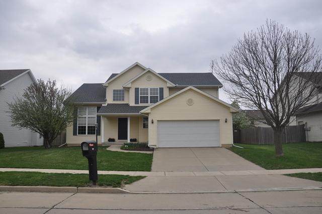 108 Prairie Rose Lane, Savoy, IL 61874 (MLS #10345479) :: Ryan Dallas Real Estate