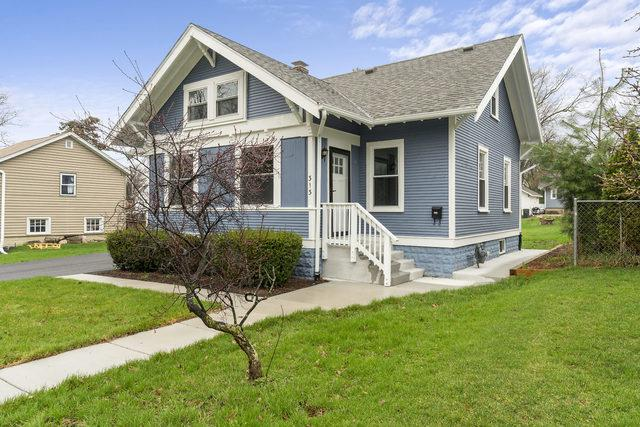 313 E Stimmel Street, West Chicago, IL 60185 (MLS #10345495) :: Leigh Marcus | @properties