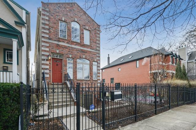 1843 W Fletcher Street, Chicago, IL 60657 (MLS #10345507) :: Touchstone Group