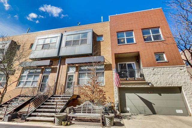 1811 N Rockwell Street P, Chicago, IL 60647 (MLS #10345521) :: Property Consultants Realty