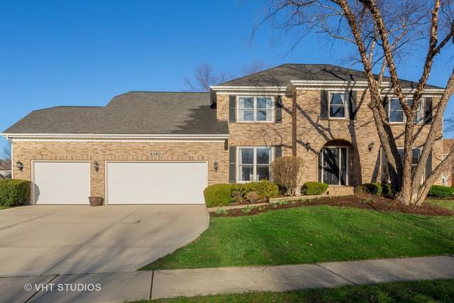 4040 Palmer Court, Naperville, IL 60564 (MLS #10345523) :: Janet Jurich Realty Group