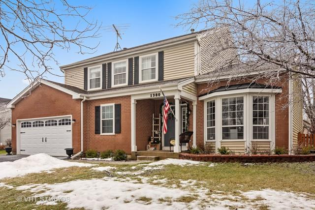1380 Bristol Trail Road, Lake Zurich, IL 60047 (MLS #10345534) :: Helen Oliveri Real Estate