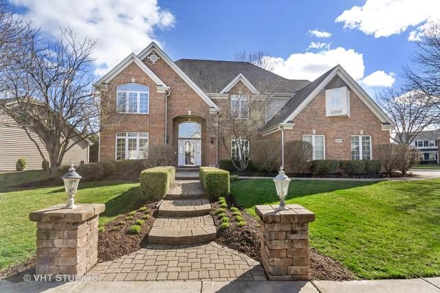 1668 Imperial Circle, Naperville, IL 60563 (MLS #10345570) :: Helen Oliveri Real Estate