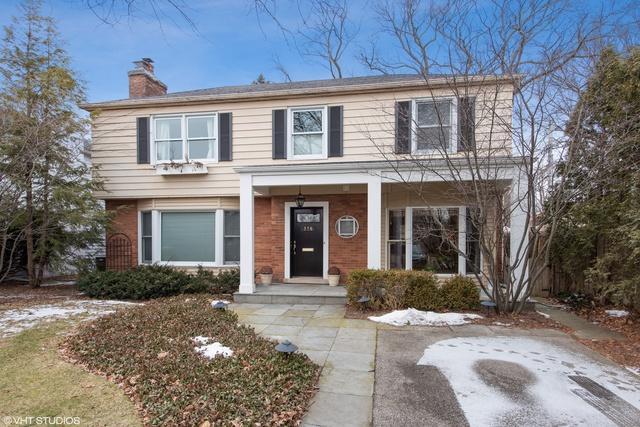 116 Maple Avenue, Wilmette, IL 60091 (MLS #10345576) :: Domain Realty