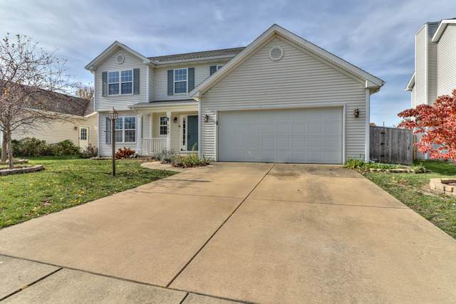 803 Lavender Drive, Savoy, IL 61874 (MLS #10345596) :: Ryan Dallas Real Estate