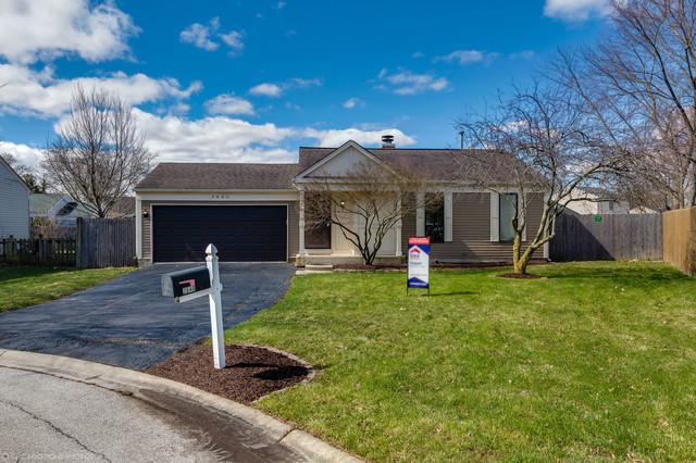 2640 Streamwood Court, Aurora, IL 60502 (MLS #10345628) :: Helen Oliveri Real Estate