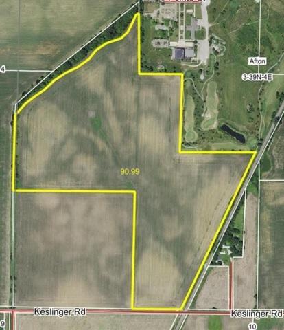 96 Acres Keslinger Road, Dekalb, IL 60115 (MLS #10345856) :: Domain Realty