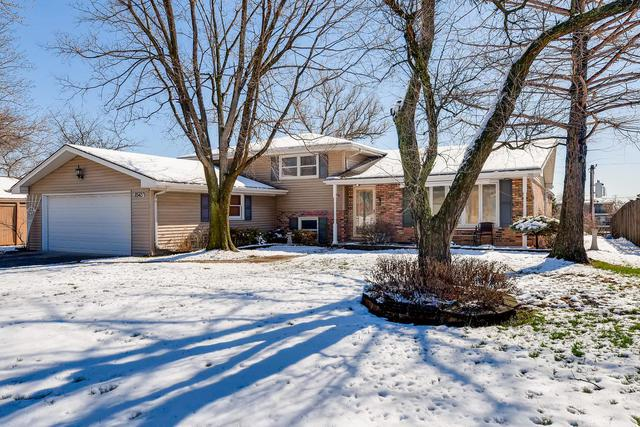 8943 S 80th Court, Hickory Hills, IL 60457 (MLS #10345954) :: Helen Oliveri Real Estate