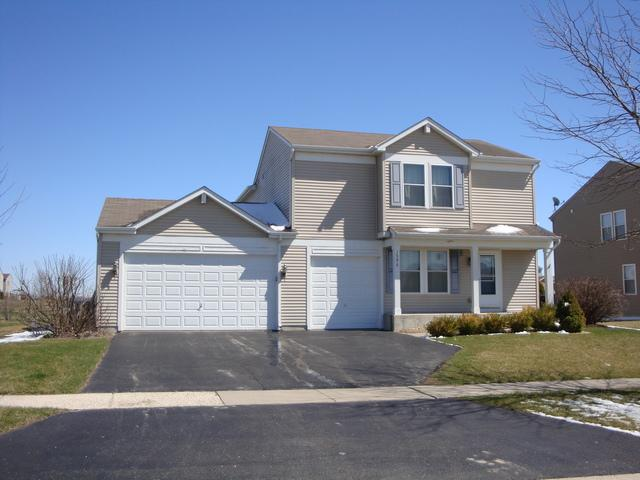 1596 Winterwheat Drive, Belvidere, IL 61008 (MLS #10345956) :: Domain Realty