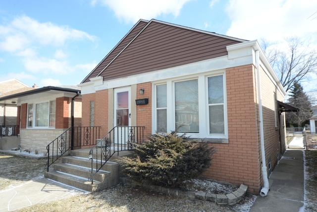 3741 N Pontiac Avenue, Chicago, IL 60634 (MLS #10345969) :: Domain Realty