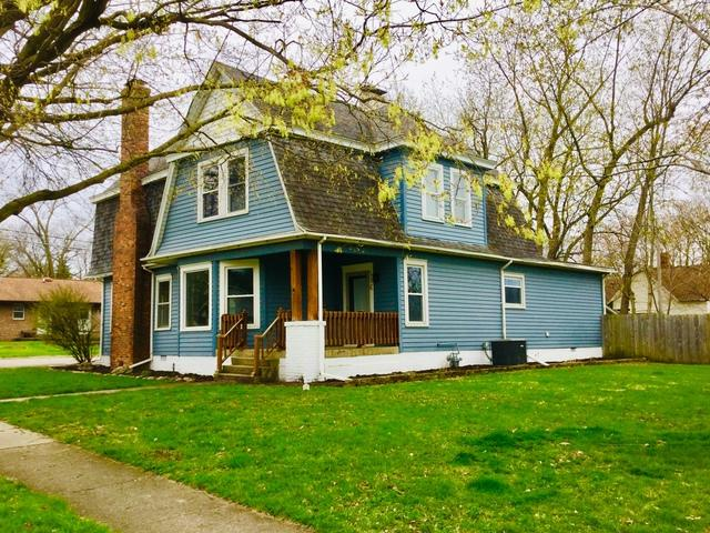 116 N Buchanan Street, MONTICELLO, IL 61856 (MLS #10346021) :: Domain Realty