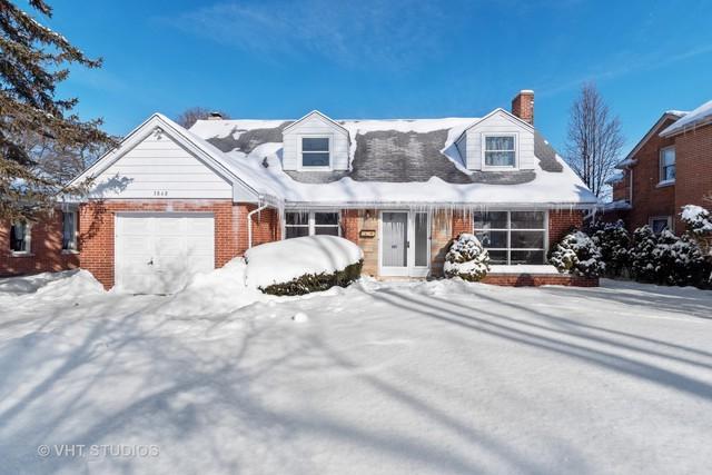3848 Lake Avenue, Wilmette, IL 60091 (MLS #10346025) :: Domain Realty