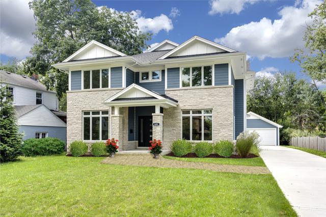 820 S Wheaton Avenue, Wheaton, IL 60189 (MLS #10346034) :: Domain Realty