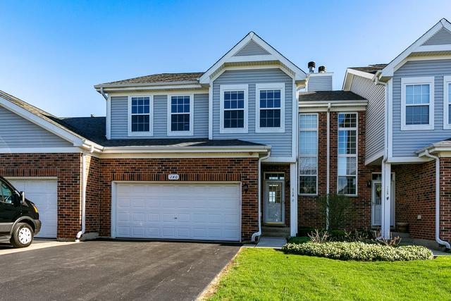 140 Chestnut Hills Circle, Burr Ridge, IL 60527 (MLS #10346036) :: The Wexler Group at Keller Williams Preferred Realty