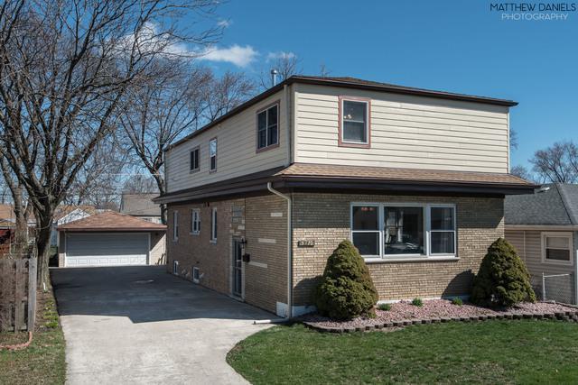 5270 W 89th Street, Oak Lawn, IL 60453 (MLS #10346103) :: Domain Realty