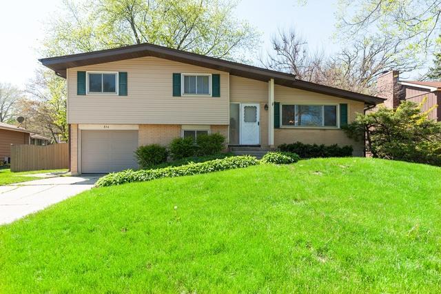 856 Firth Road, Mundelein, IL 60060 (MLS #10346116) :: Helen Oliveri Real Estate