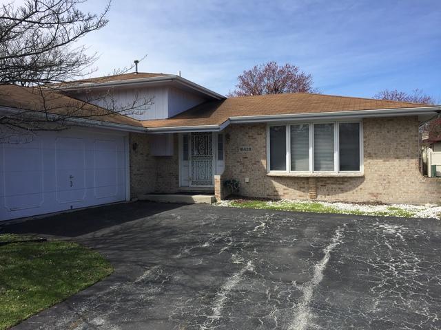 18428 Willow Lane, Lansing, IL 60438 (MLS #10346207) :: Helen Oliveri Real Estate