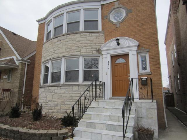 5904 N Mulligan Avenue, Chicago, IL 60646 (MLS #10346227) :: Domain Realty