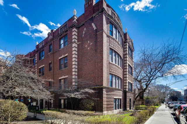 5335 S Dorchester Avenue #2, Chicago, IL 60615 (MLS #10346243) :: Domain Realty