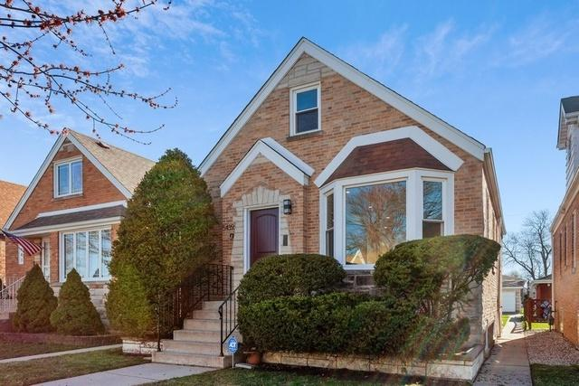 5439 N Melvina Avenue, Chicago, IL 60630 (MLS #10346248) :: Domain Realty
