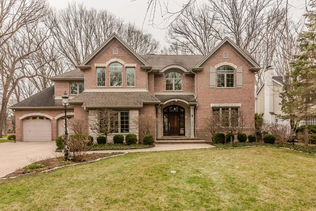 5 Dukes Lane, Lincolnshire, IL 60069 (MLS #10346252) :: Helen Oliveri Real Estate