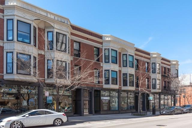 1712 N Wells Street #2, Chicago, IL 60614 (MLS #10346336) :: The Perotti Group | Compass Real Estate