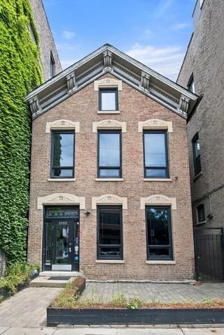 1963 Halsted Street #2, Chicago, IL 60614 (MLS #10346342) :: The Perotti Group | Compass Real Estate
