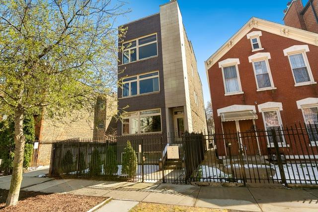 2649 W Cortez Street #3, Chicago, IL 60622 (MLS #10346349) :: The Perotti Group | Compass Real Estate