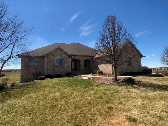 6835 Baler Lane, Stillman Valley, IL 61084 (MLS #10346429) :: Ani Real Estate