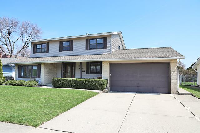 1233 Somerset Lane, Elk Grove Village, IL 60007 (MLS #10346619) :: Domain Realty