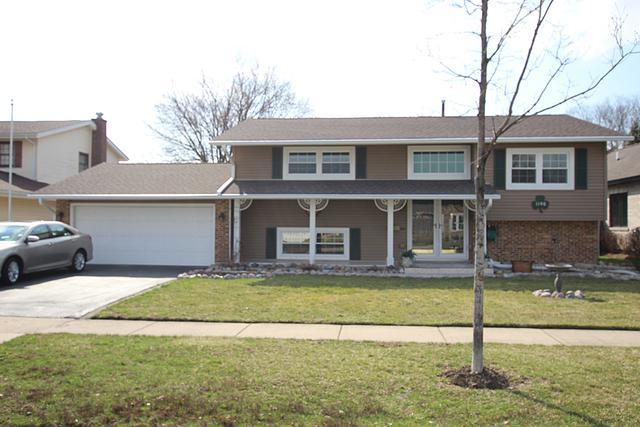 1140 Leicester Road, Elk Grove Village, IL 60007 (MLS #10346622) :: Century 21 Affiliated