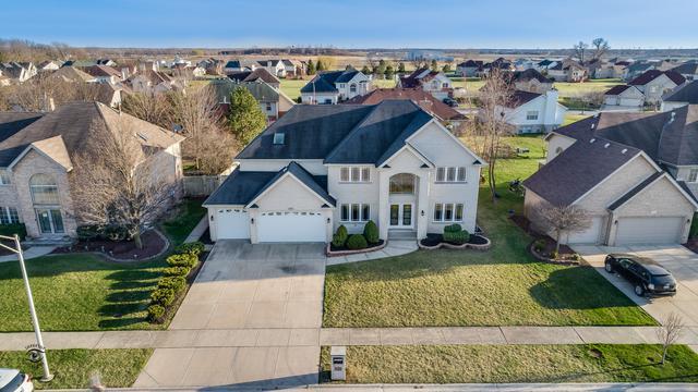 2133 Tyler Drive, Lynwood, IL 60411 (MLS #10346685) :: Helen Oliveri Real Estate
