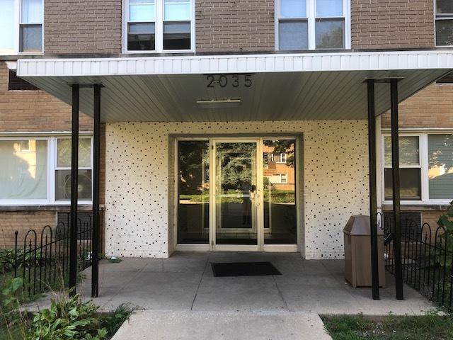 2035 W Granville Avenue #209, Chicago, IL 60659 (MLS #10346688) :: Domain Realty