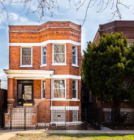 1427 E 69th Place, Chicago, IL 60637 (MLS #10346762) :: Domain Realty