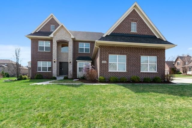 12744 Dunmoor Drive, Lemont, IL 60439 (MLS #10346781) :: Helen Oliveri Real Estate