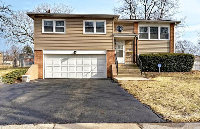 7713 Dalewood Parkway, Woodridge, IL 60517 (MLS #10346826) :: Century 21 Affiliated