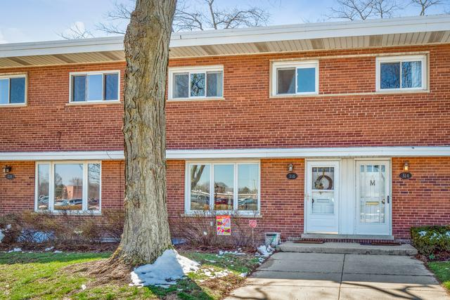 316 S Maple Street, Mount Prospect, IL 60056 (MLS #10346841) :: Domain Realty