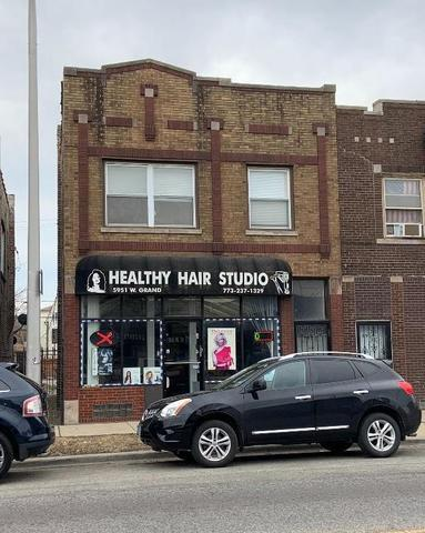 5951 Grand Avenue, Chicago, IL 60639 (MLS #10346868) :: Helen Oliveri Real Estate