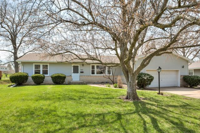 903 Spear Drive, Normal, IL 61761 (MLS #10346870) :: Janet Jurich Realty Group