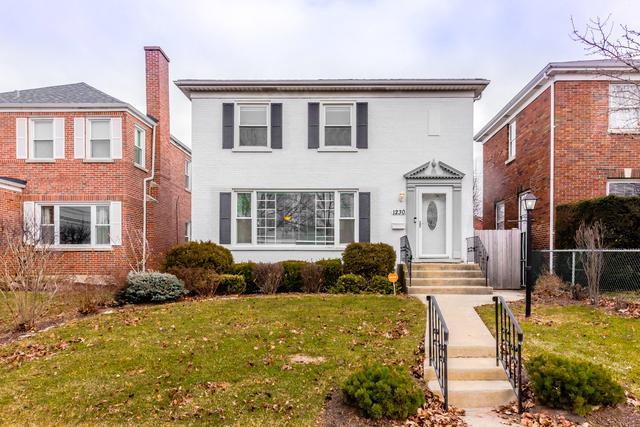 1230 N Euclid Avenue, Oak Park, IL 60302 (MLS #10346878) :: Angela Walker Homes Real Estate Group