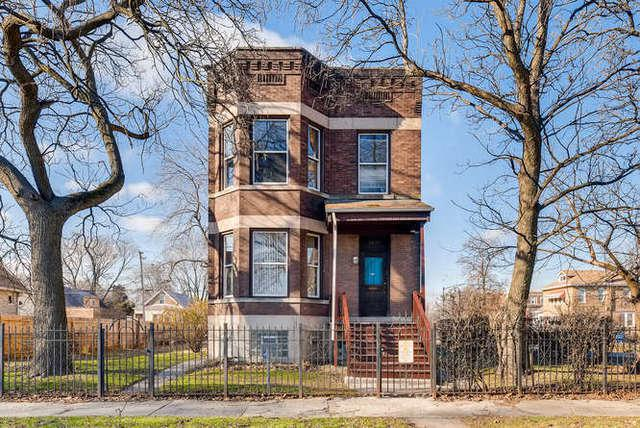 8802 S Parnell Avenue, Chicago, IL 60620 (MLS #10346883) :: Domain Realty