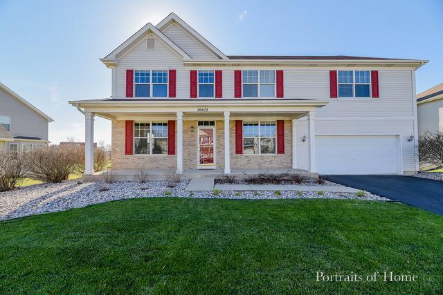 26619 Silverleaf Drive, Plainfield, IL 60585 (MLS #10346902) :: Helen Oliveri Real Estate