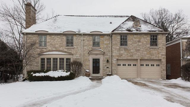 1227 Jackson Avenue, River Forest, IL 60305 (MLS #10346912) :: Century 21 Affiliated