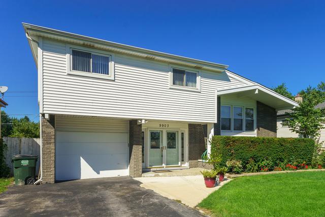 9903 Huber Lane, Niles, IL 60714 (MLS #10346930) :: Domain Realty
