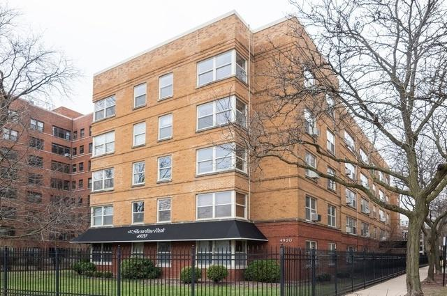 4920 N Marine Drive S101, Chicago, IL 60640 (MLS #10347038) :: Domain Realty