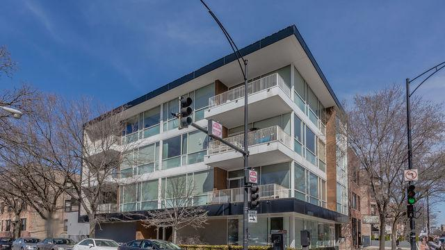 2154 W Division Street #402, Chicago, IL 60622 (MLS #10347041) :: Property Consultants Realty